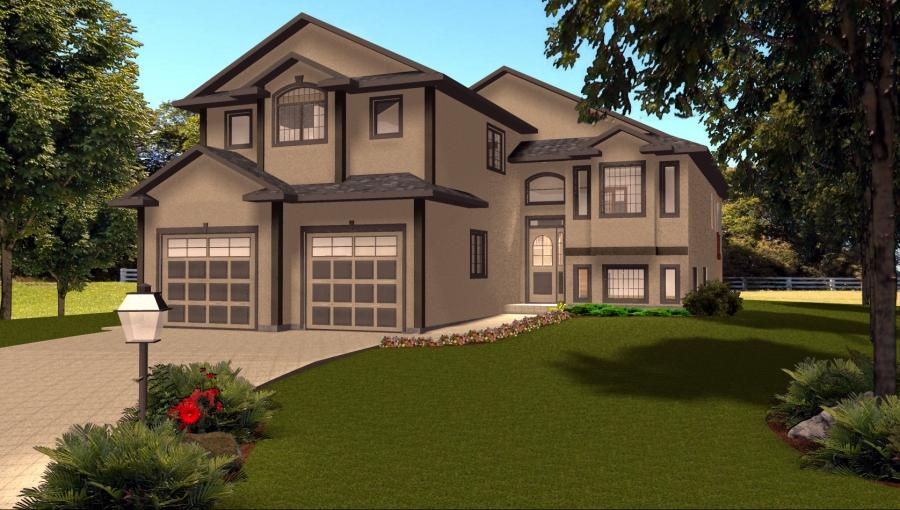 Canadian house plans with photos for Canadian home designs