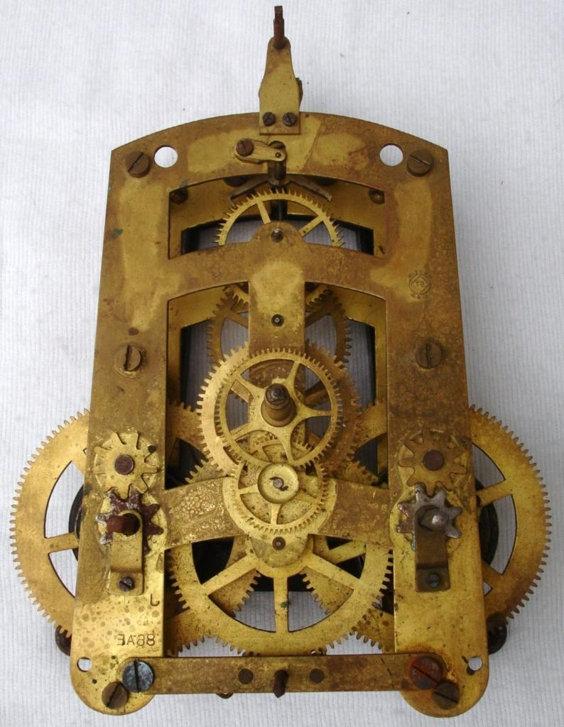 Grandfather Clock Gears Photos