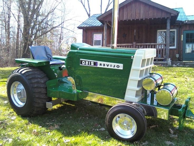 Garden Tractor Pulling Photos