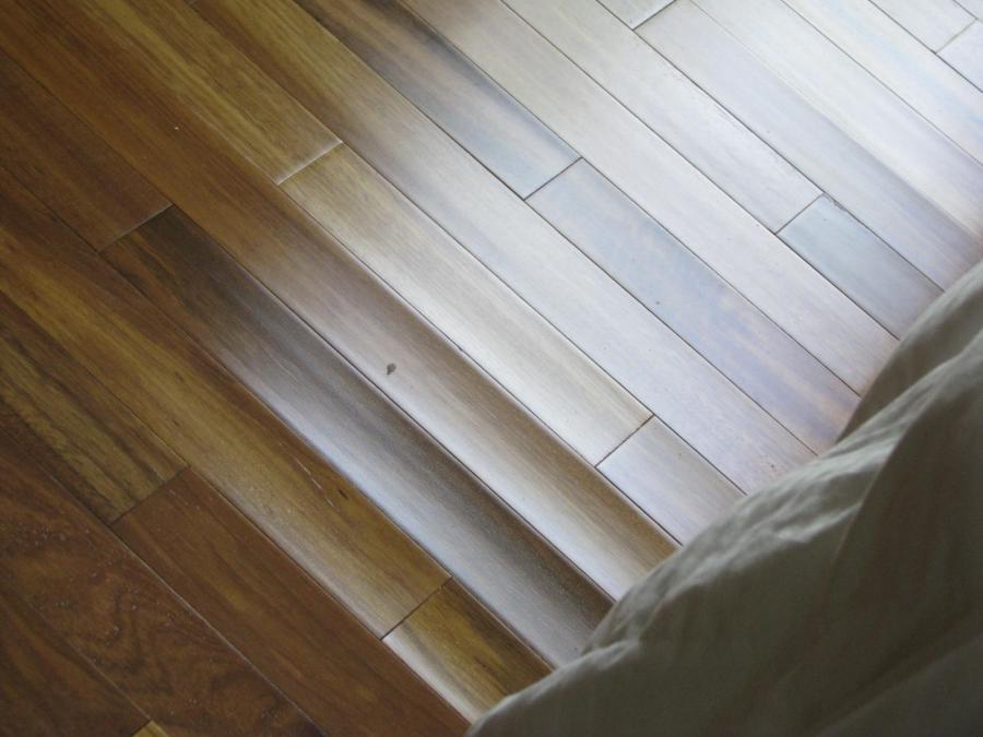 Buckled wood floor photos for Hardwood floors cupping