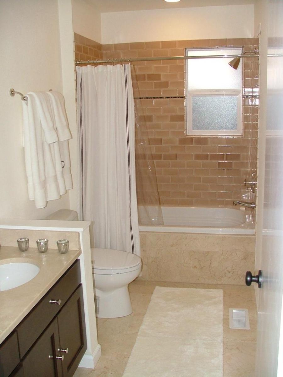 guest bathroom remodel photos