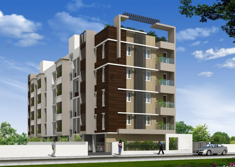 Front Elevation Tiles Chennai : Front elevation of house photos in chennai