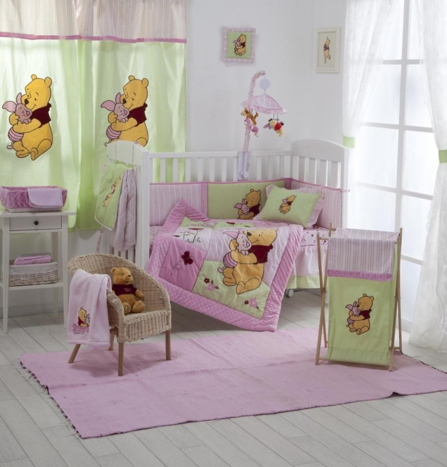 Winnie the pooh baby room photos - Cute winnie the pooh baby furniture collection ...