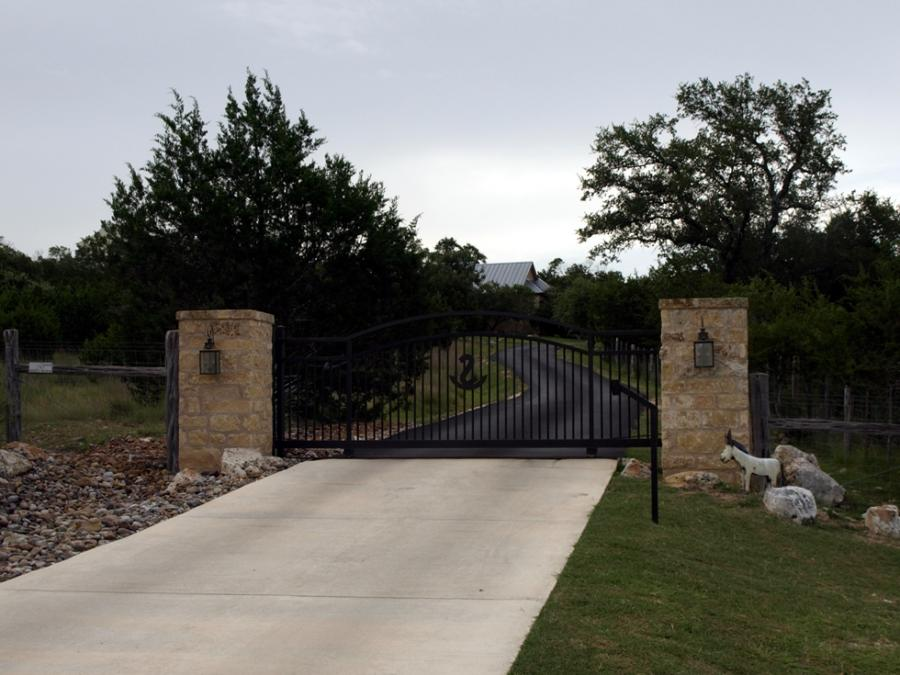 Entrance Gate Photo Stone