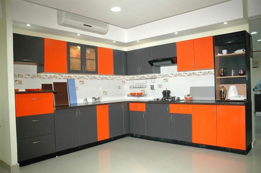 modular kitchen photo gallery