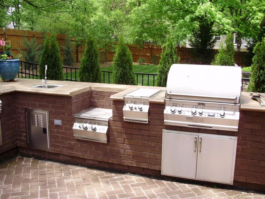 Photo Gallery Of Outdoor Kitchen