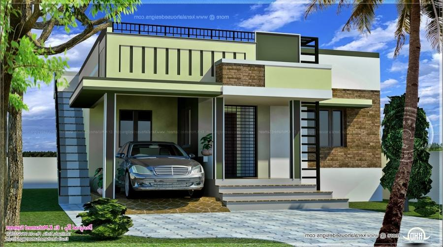 Small single floor home. House specification