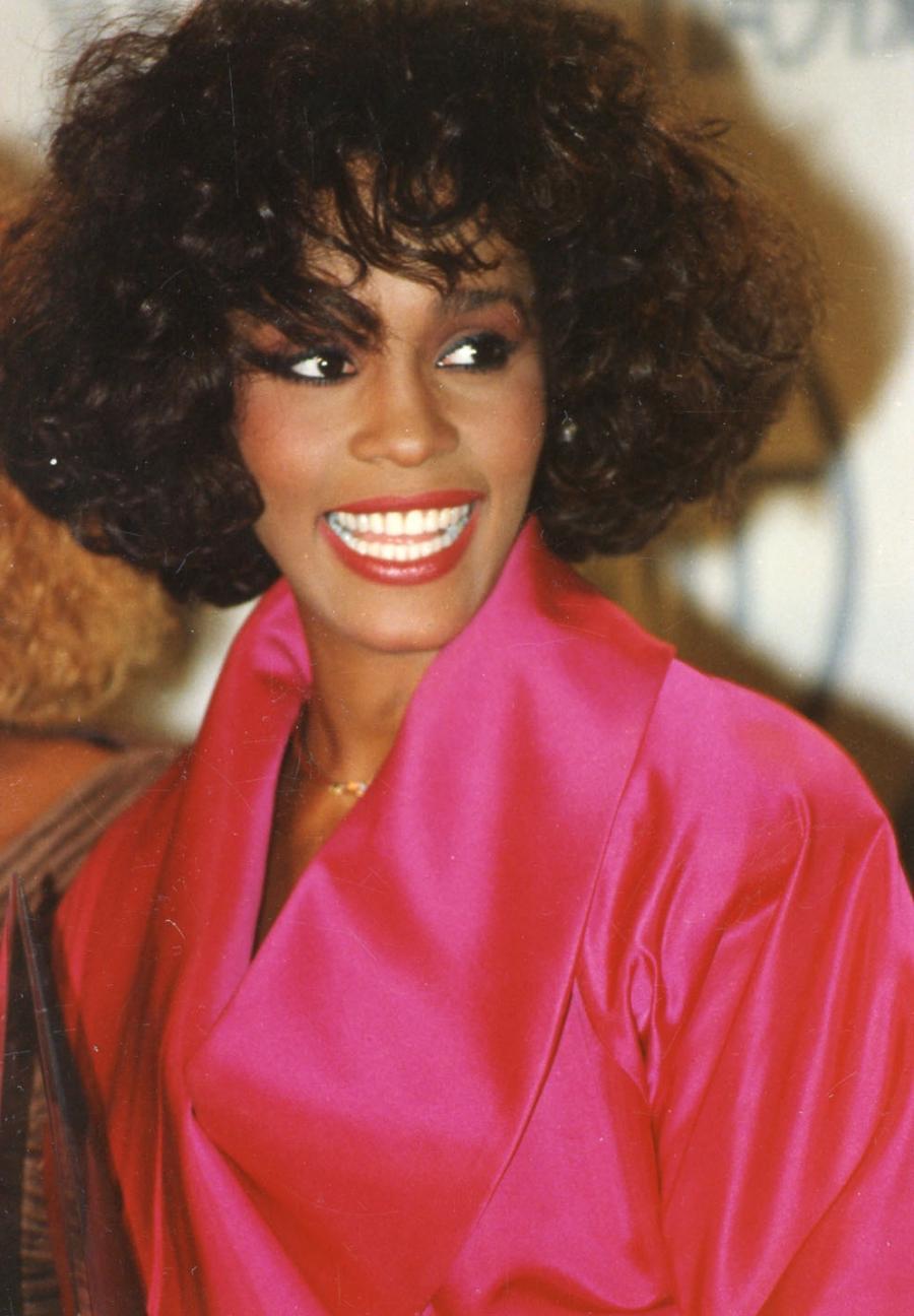 Whitney houston death date in Australia