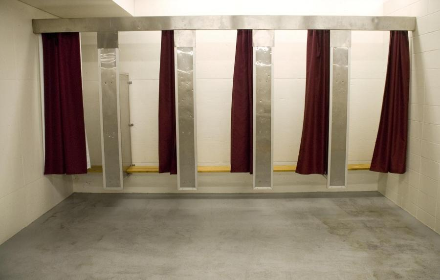 Menu Changing Room, Medgar Evars Pool