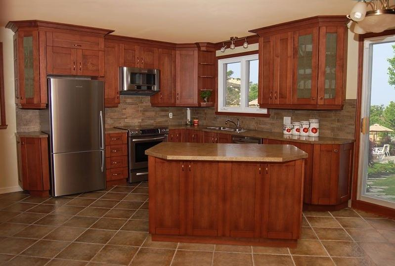 Kitchen layouts design photos for Common kitchen layouts