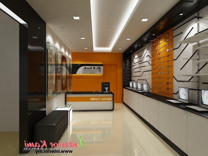 Computer Shop Interior Design Photos
