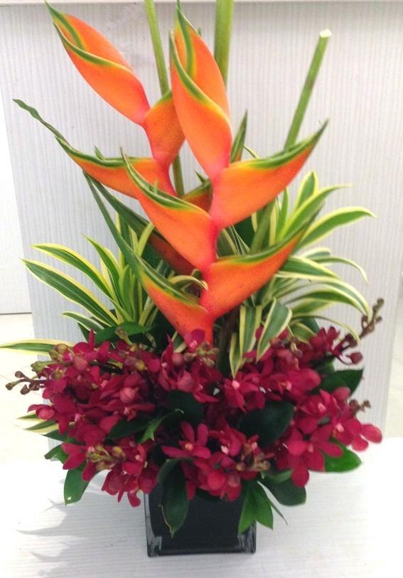 chinese flower arrangement - photo #30