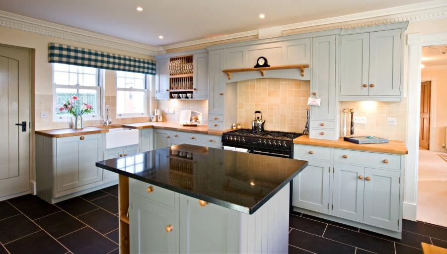 All our kitchens are bespoke and built to the exact size and...