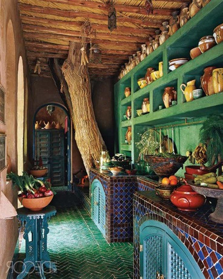 Photos Of Mexican Kitchens