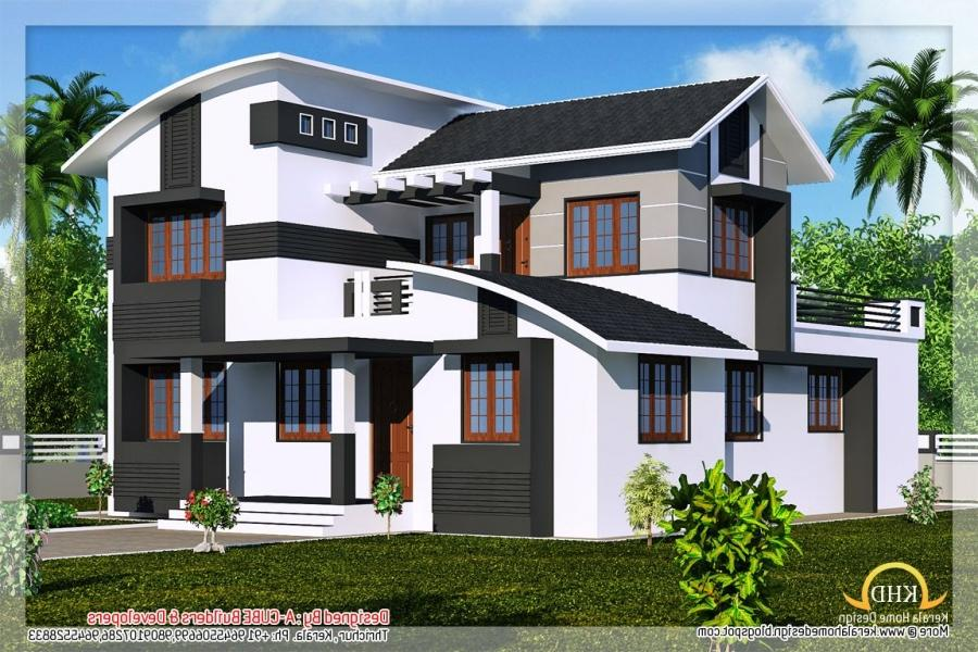 New model houses photos for New house models in india