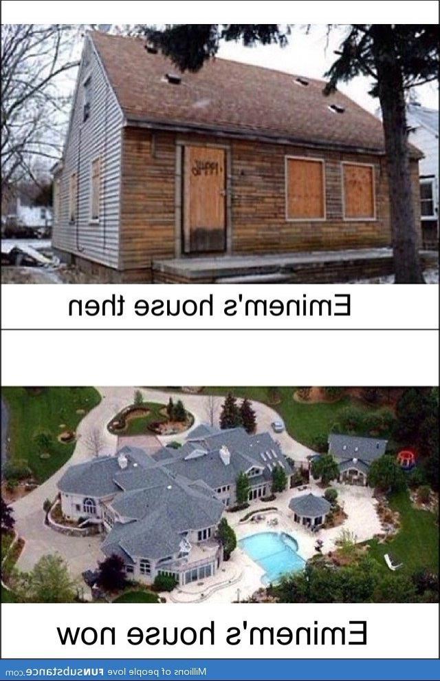 Eminems House Photos