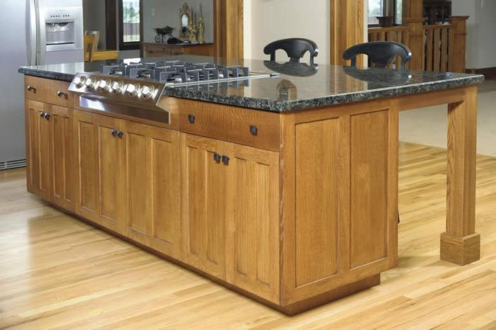 Kitchen Islands Designs Photos