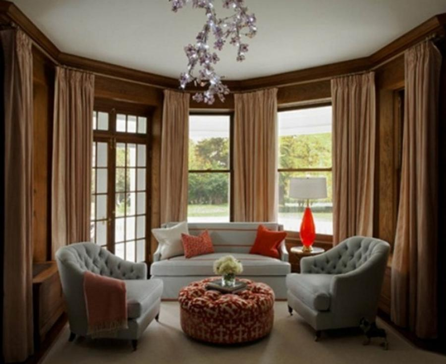 Inspiring Romantic And Exclusive Living Room Design By Robyn Karp...