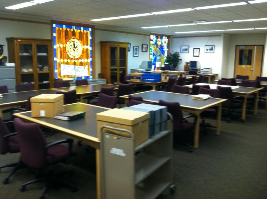 The Archives Reading Room reopened for research on Tuesday, April...