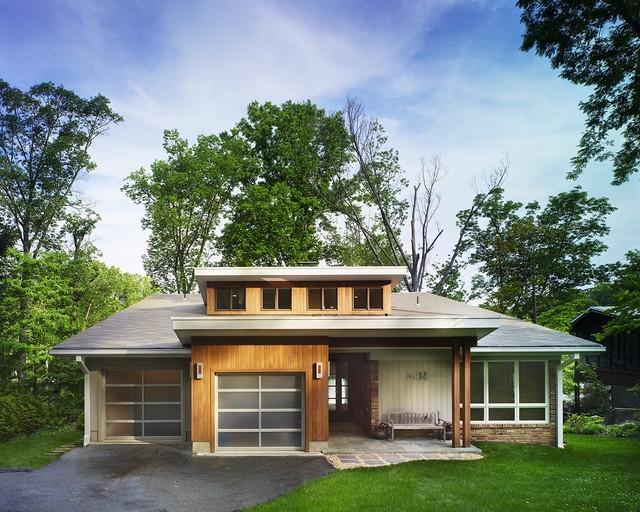 midcentury modern house photos