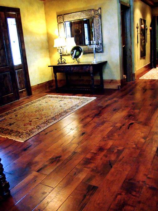 Mesquite Flooring Photos