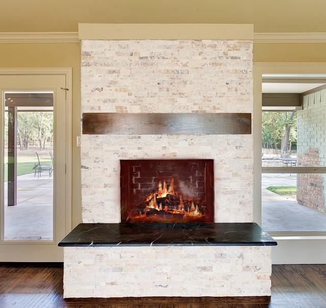 Fireplace Refacing Photos