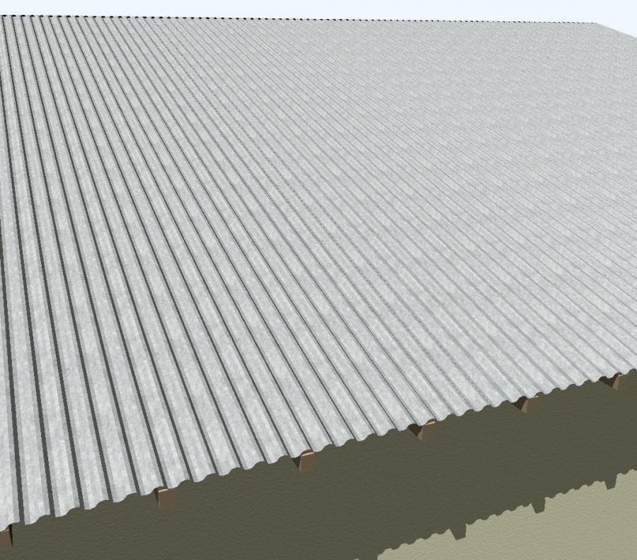 Corrugated Roof Photos