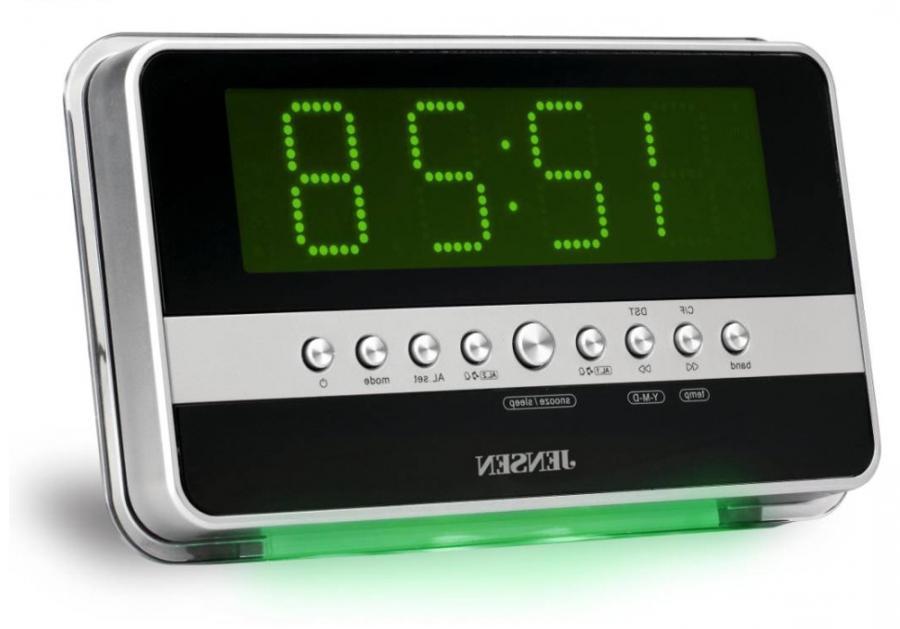 clock radio photo display. Black Bedroom Furniture Sets. Home Design Ideas
