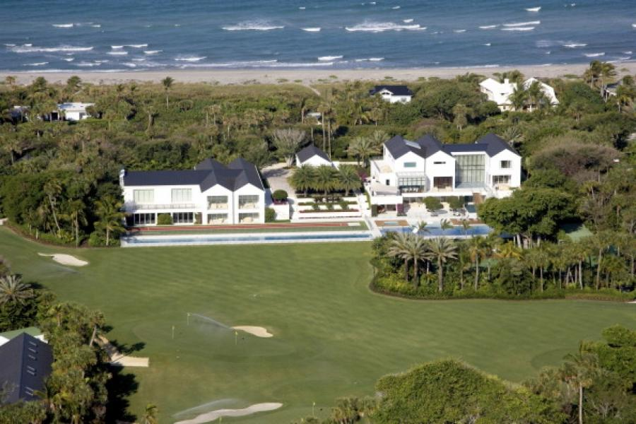 tiger woods house photo