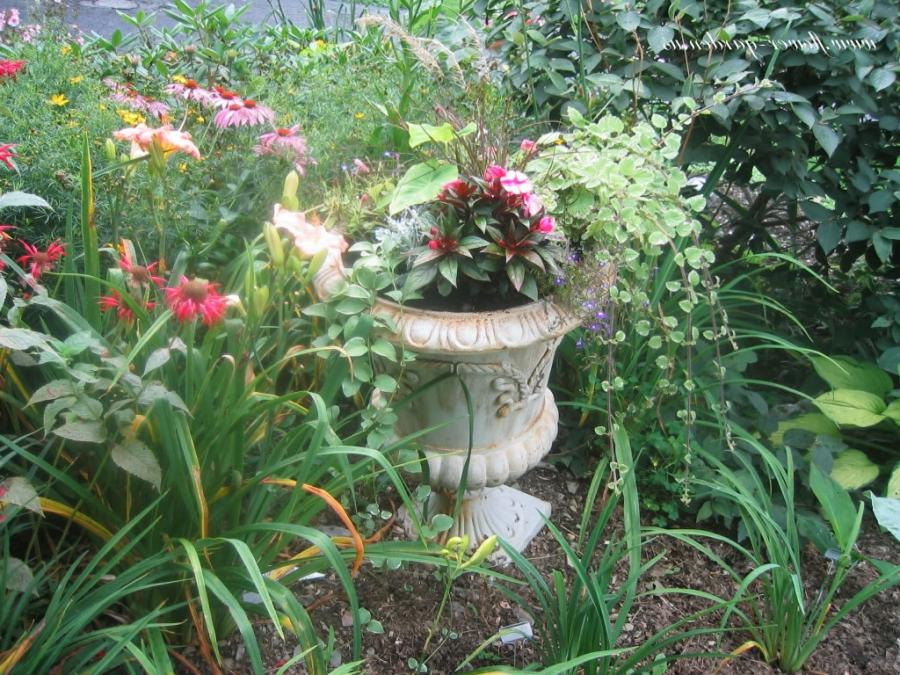 Flower garden design ideas photos