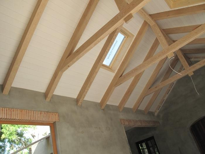 Exposed Roof Truss Photos