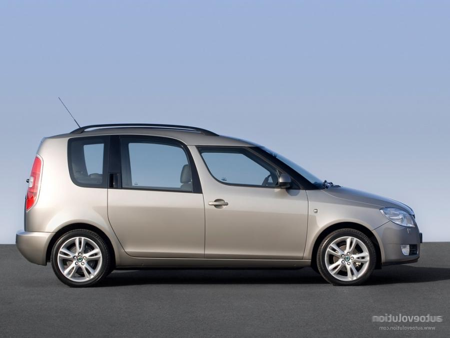 2003 Skoda Roomster Concept