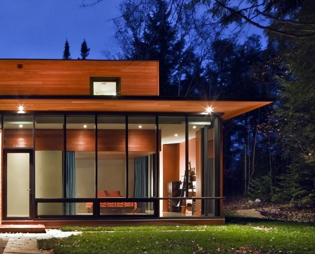 the eco friendly modern studio kit by lindal cedar homes best home