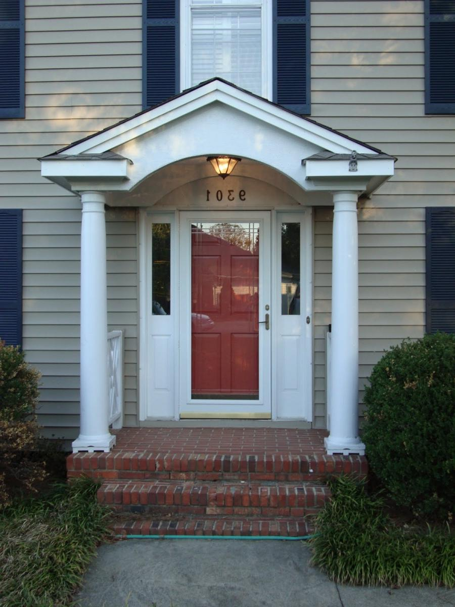 ... 64 Simple Interesting Southern Front Door Design Ideas...