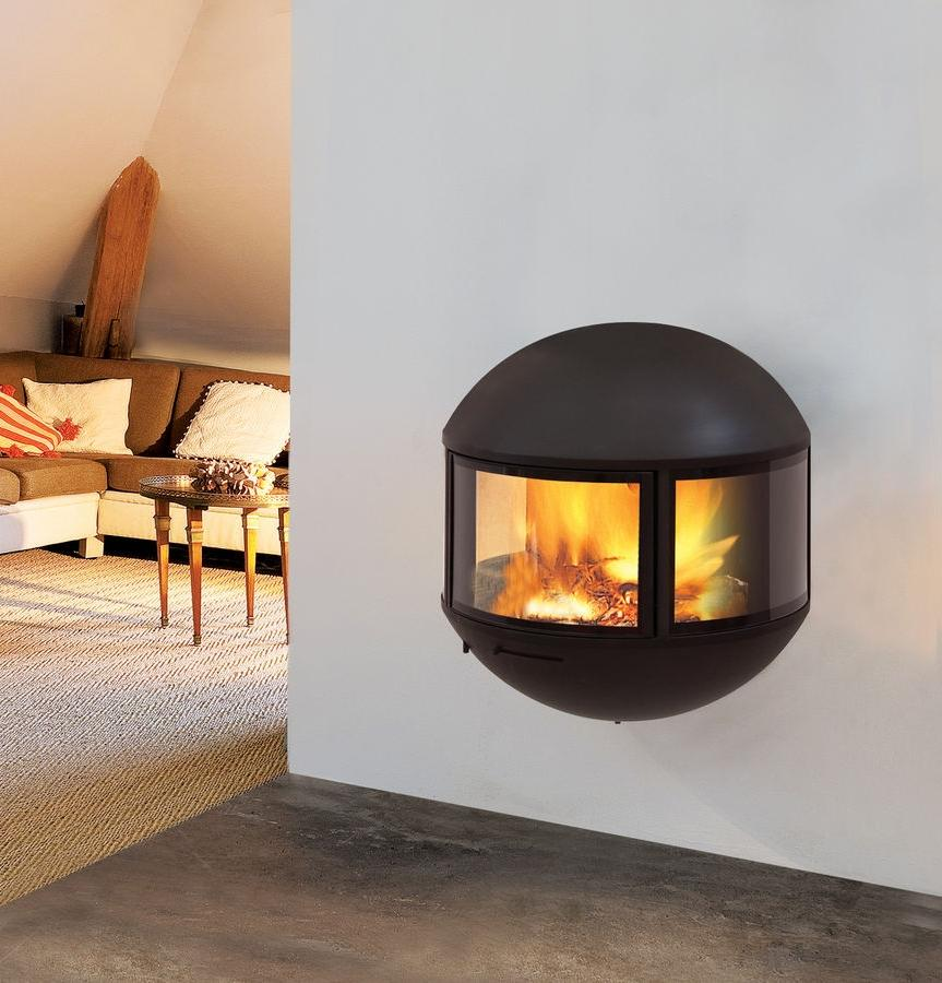 Wall mounted fireplace photos - Contemporary fireplaces wall mounted ...