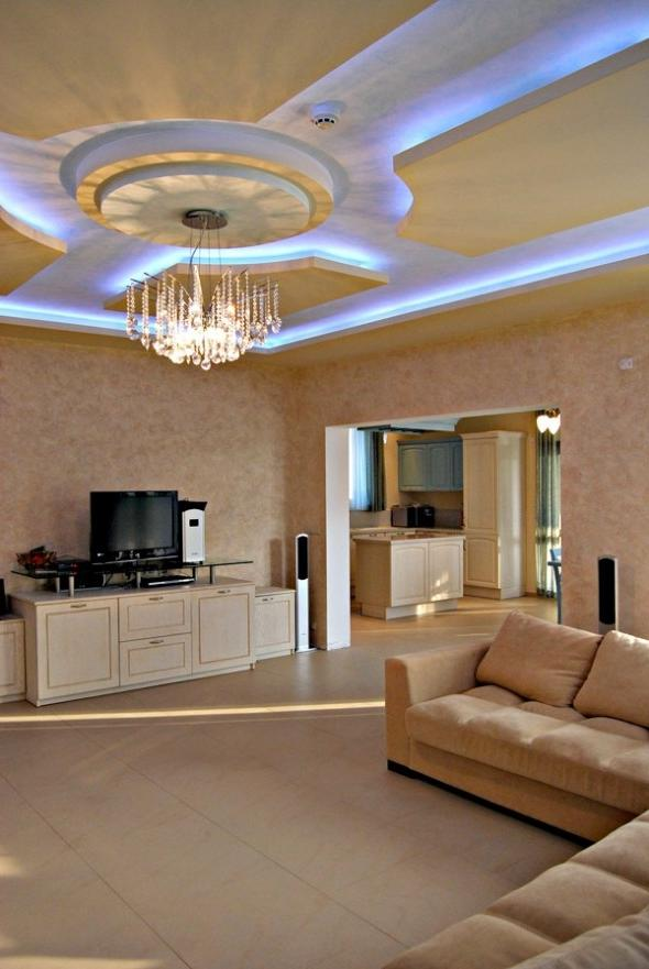 Shinning Ceilings with Hidden Illumination Effects by Irena...