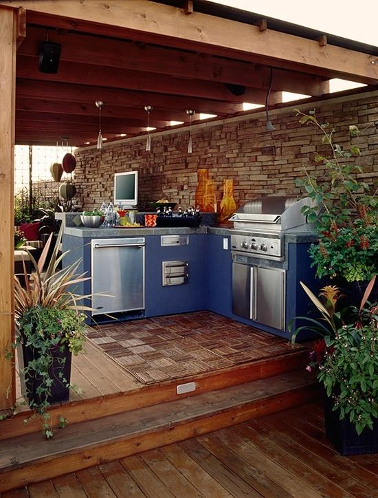 Below youu0026#39;ll find some awesome outdoor kitchen designs...