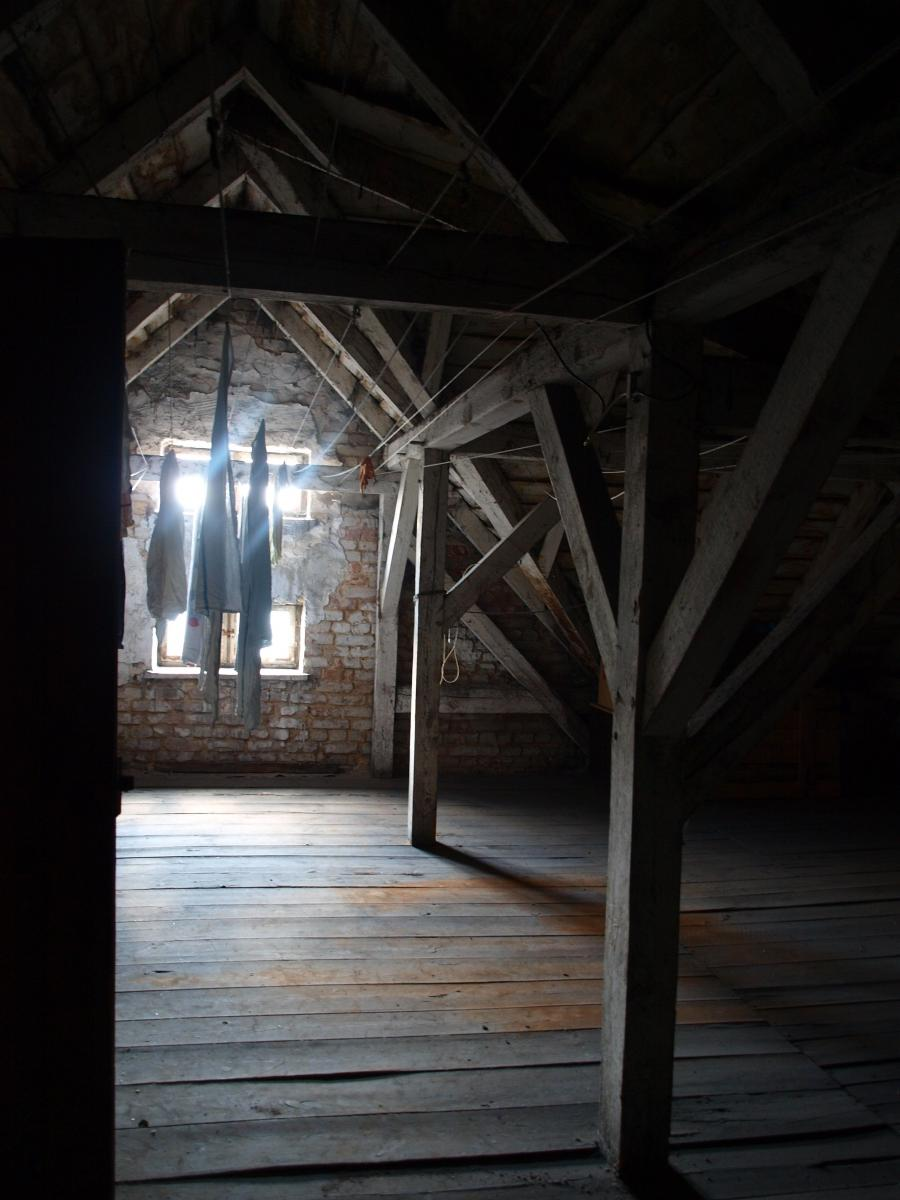 Old attic Stock 2 by Finsternis stock