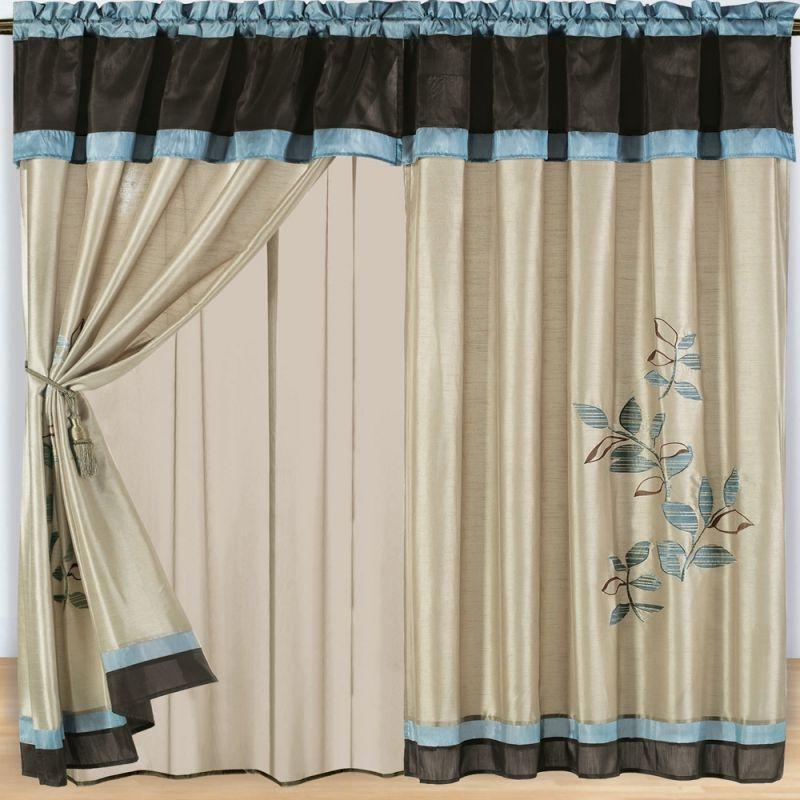 curtain designs in kerala house