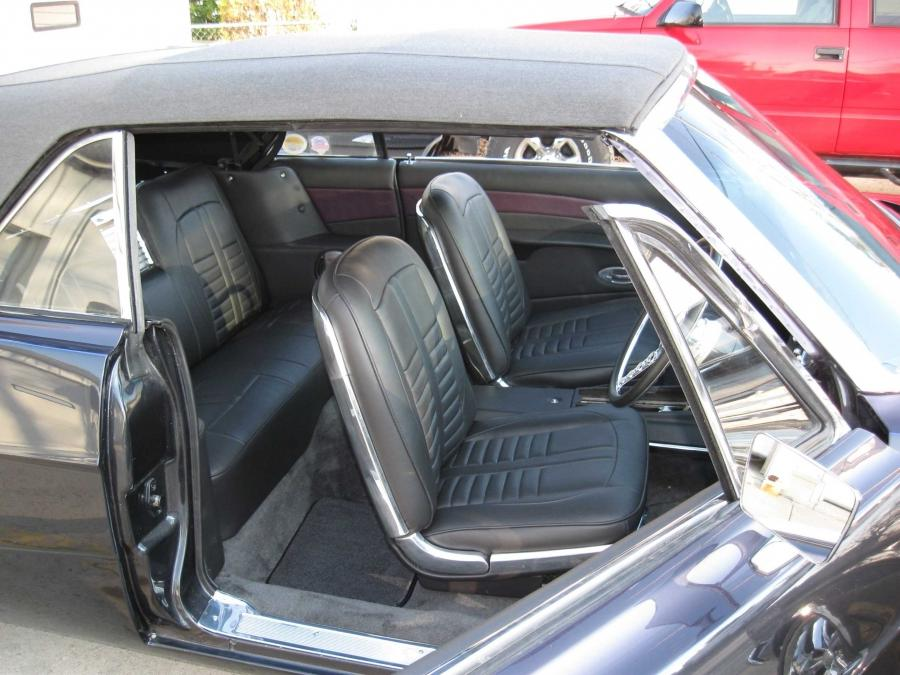 Classic Car Interiors and Restorations by Hytech Auto Trim Zoom...