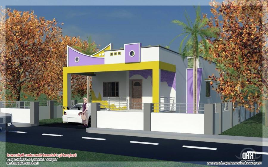 New house photos in tamilnadu for Bedroom designs tamilnadu