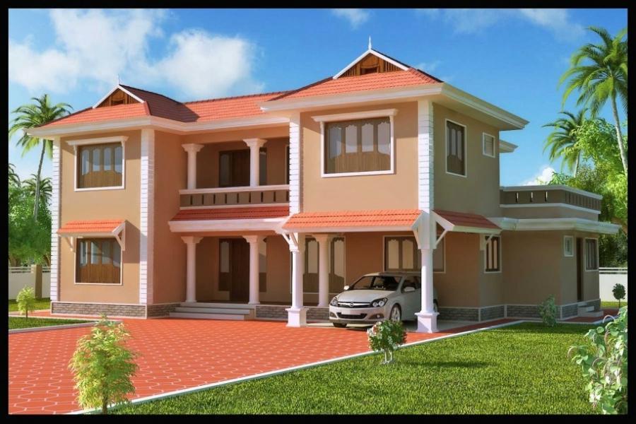 Best Solution of Designing A Natural House : Stylish Indian...