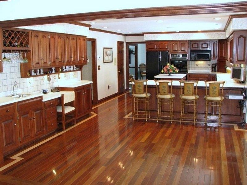 Brazilian Walnut Floors Photos