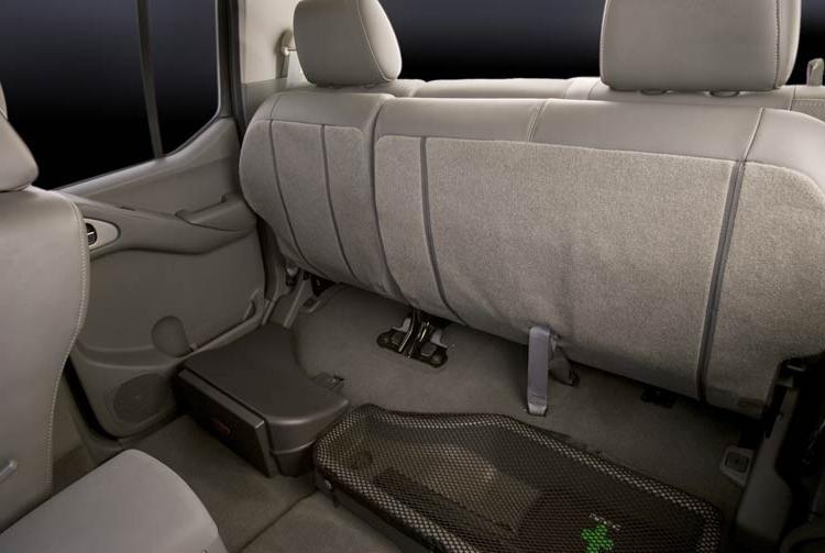 Nissan Frontier Interior Photos