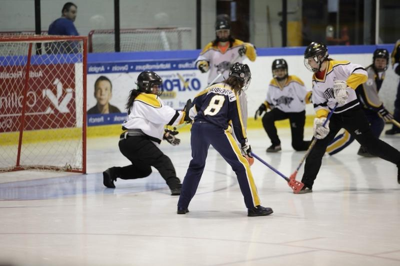 2012 Canadian Juvenile Broomball Championships