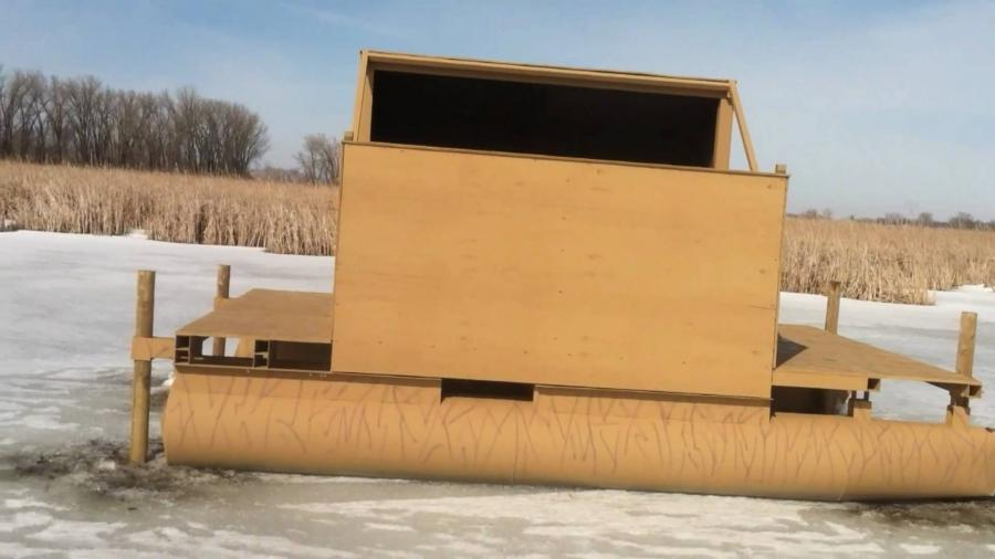 Duck Hunting Boats For Sale >> Floating duck blinds photos
