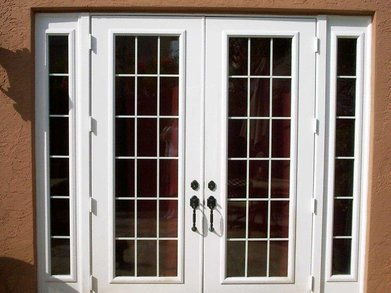 FrenchDoors.com collection of pictures of french doors with...