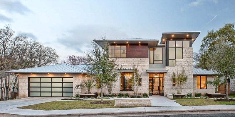 Austin stone home photos for Austin stone house plans