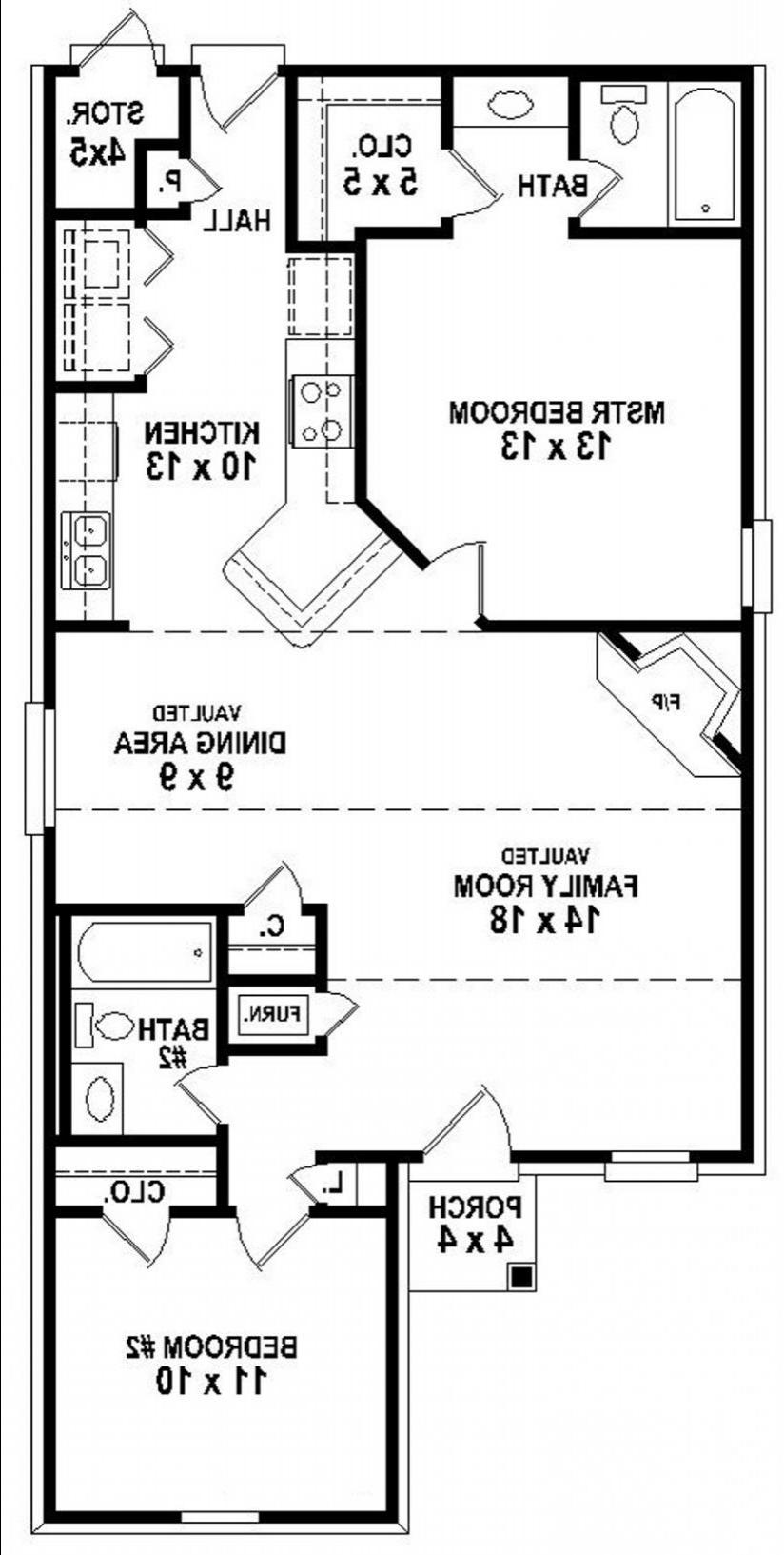 Simple House Plans With Photos