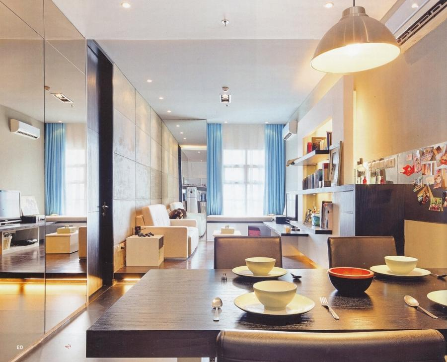 Apartments Modern Small Apartment Interior Design Inspiration In...